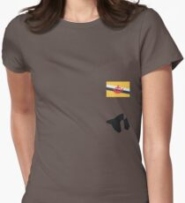 Brunei Women's Fitted T-Shirt