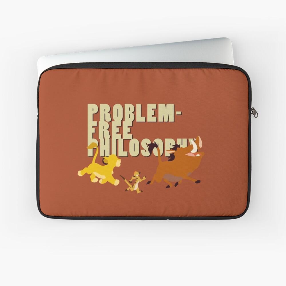 Problemfreie Philosophie - Der König der Löwen inspiriert Laptoptasche