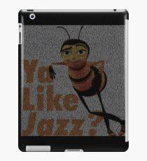 Barry B Benson Textbild iPad-Hülle & Klebefolie