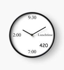 Griffin-Zeituhr Uhr