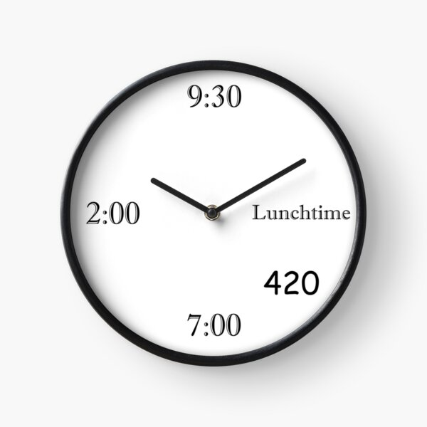 Griffin Time Clock Clock