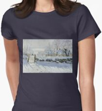 Magpie in the Snow T-Shirt