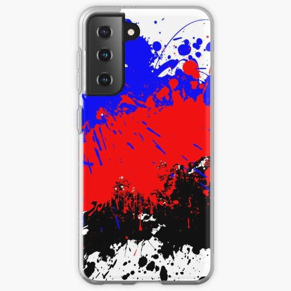 Paint Splatter (Polyamorous) Samsung Galaxy Soft Case