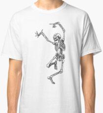 Skeleton dancing Classic T-Shirt