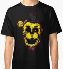 Bloody Golden Freddy FNAF Classic T-Shirt