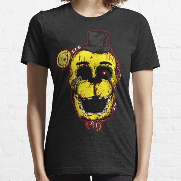Bloody Golden Freddy FNAF Essential T-Shirt