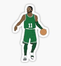 Masked Kyrie Irving Sticker