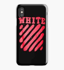 Off White Red Edition iPhone Case/Skin