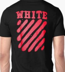 Off White Red Edition T-Shirt