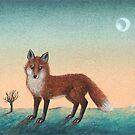Fox by HanaStupica