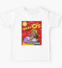 QuavO's Cereal (RED) Kids Tee
