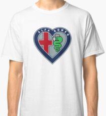 I <3 Alfa Romeo Classic T-Shirt