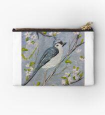 Bird on a branch  Studio Pouch
