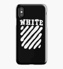 Off White Edition iPhone Case/Skin