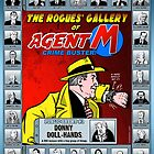 The Rogues' Gallery of Agent M by marlowinc