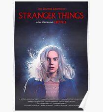 011 Stranger Things Poster