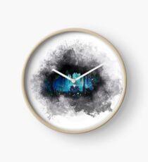 Waterc-Hollow-r Knight Clock