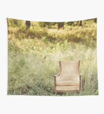 Enchanting Chair Wall Tapestry
