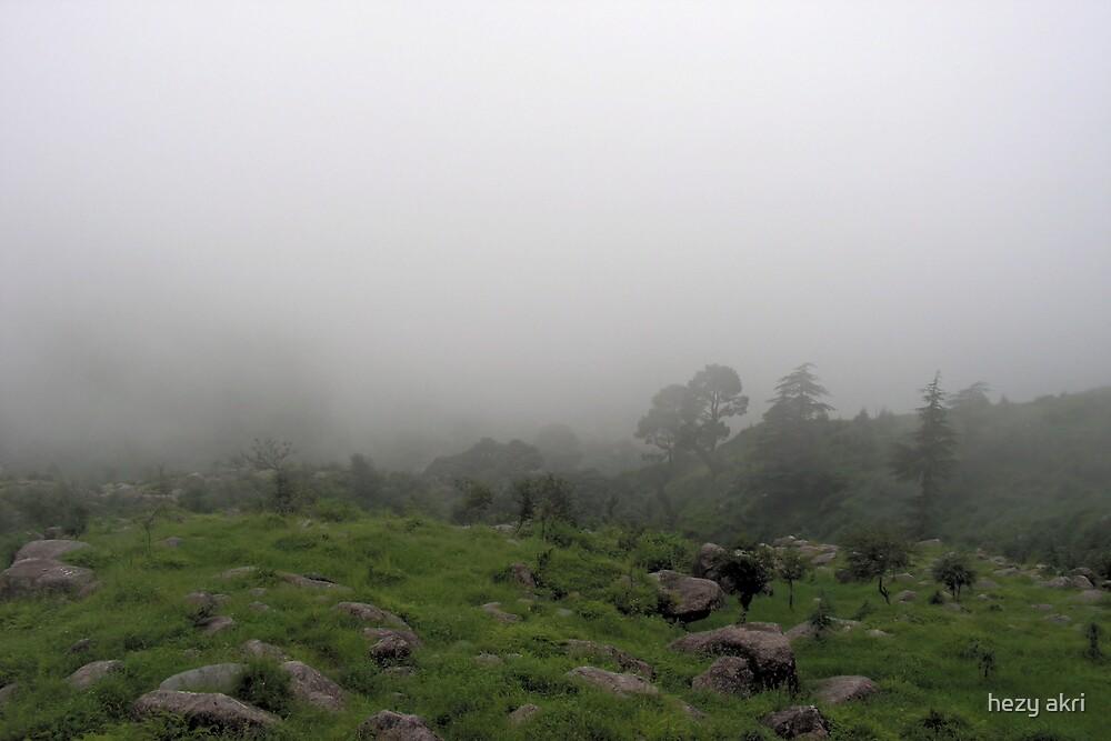 foggy day by hezy akri