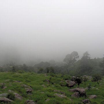 foggy day by hezyakri