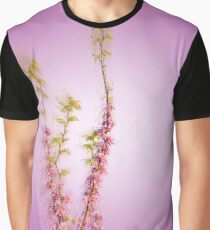 Judas Tree (Cercis siliquastrum). Photographed in the Upper Galilee Israel Graphic T-Shirt