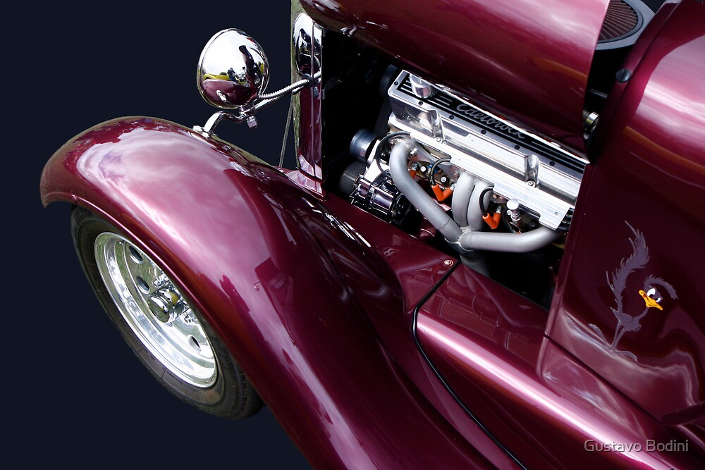 vintage rod by Gustavo Bodini