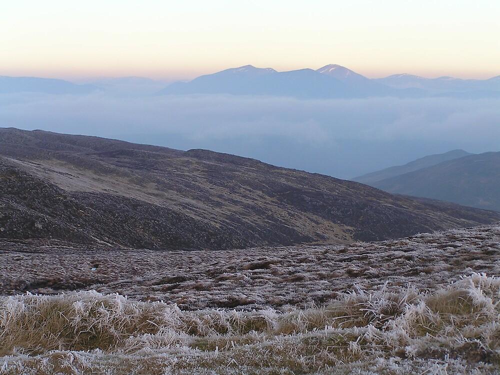Scottish Highlands by jillian4840
