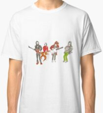 The Scribbles - Roof Classic T-Shirt