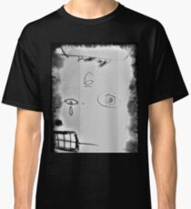 ''Sad Grey Imaginary Friend'' Classic T-Shirt