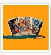 Hopeless Fountain Kingdom Tarot Cards Sticker