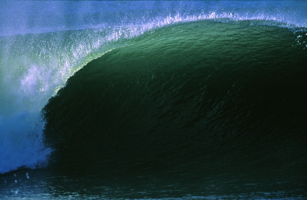 Pacific Green by John Brumfield