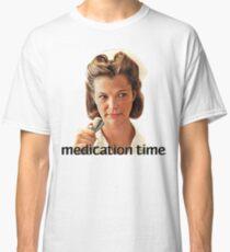 Medication Time Classic T-Shirt