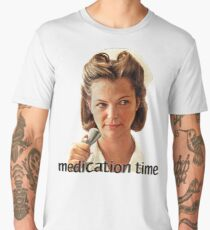 Medication Time Men's Premium T-Shirt