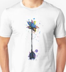 Flowers from Arrows Unisex T-Shirt