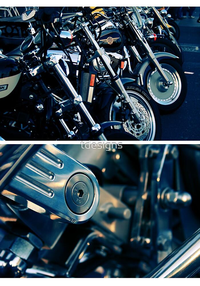 Bike Night by tdesigns