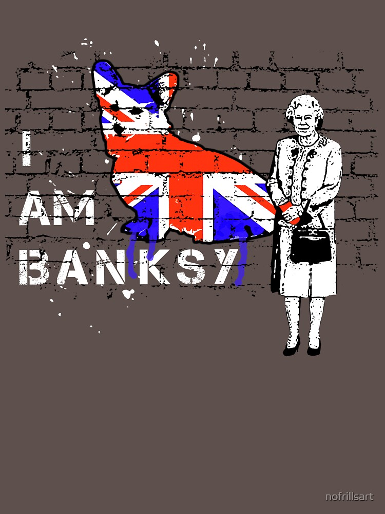 I am Banksy | Unisex T-Shirt