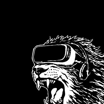 VR Lion by NewSignCreation