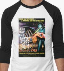 Science Fiction Movie RETRO The Day the Earth Stood Still T-Shirt