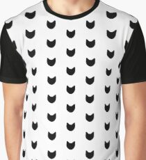 Cats, Cats, Cats Graphic T-Shirt