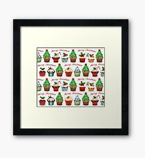 Christmas sweets Framed Print