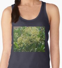 Flowers And Bees Women's Tank Top