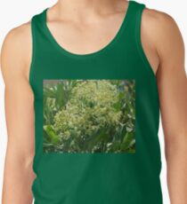 Flowers And Bees Tank Top