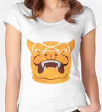 With teeth Women's Fitted Scoop T-Shirt
