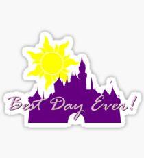 Best Day Ever at Disneyland Sticker