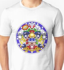 Mariokart Weapons Stash Unisex T-Shirt