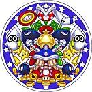 Mariokart Weapons Stash by Penelope Barbalios