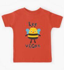 BEE VEGAN Kids Tee