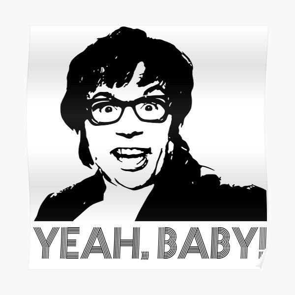 Austin Powers - Ouais bébé! Poster