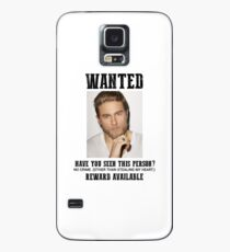 wanted: charlie hunnam Case/Skin for Samsung Galaxy