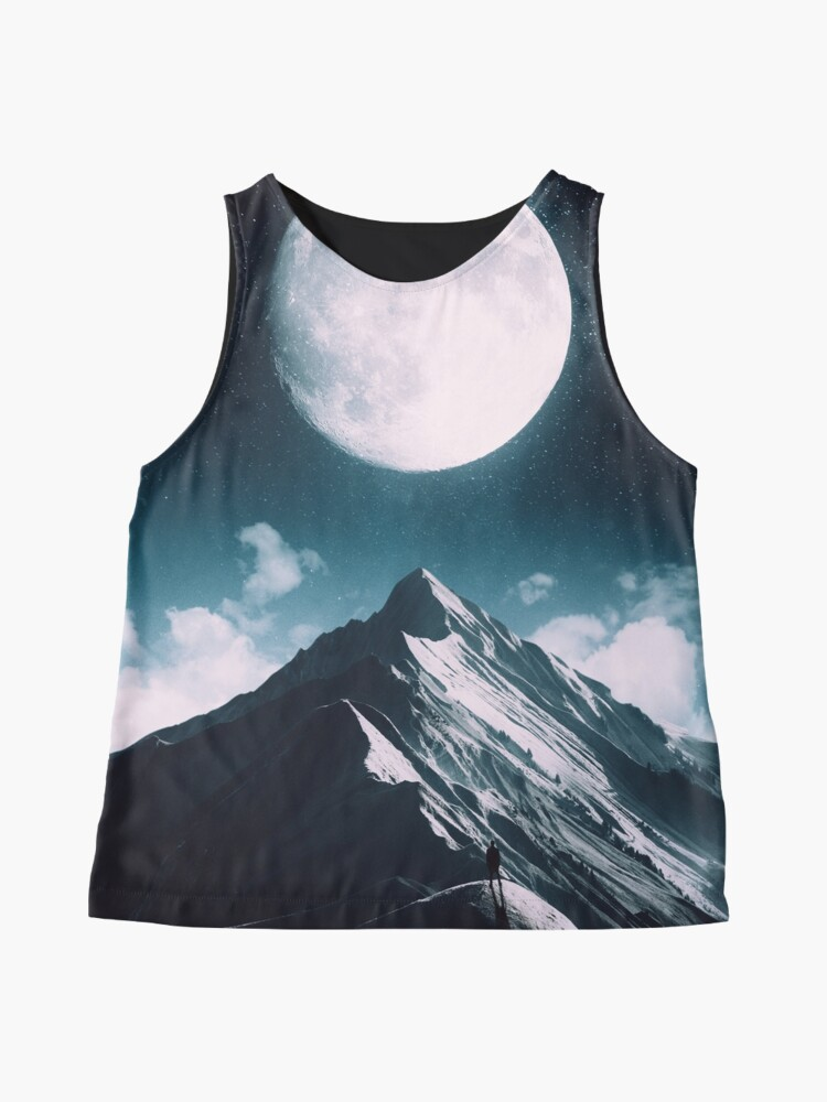 Alternate view of New Moon Sleeveless Top